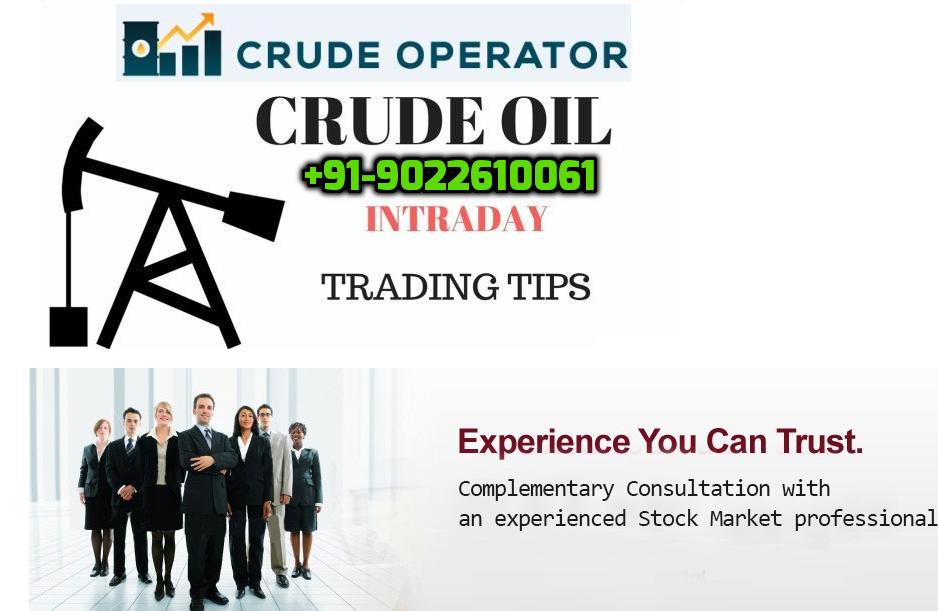 Crude oil free tips india