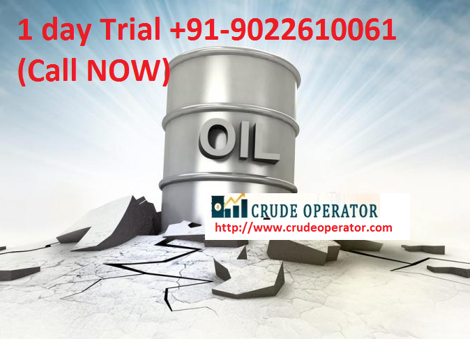 crude oil advisory tips provider india - crude operator