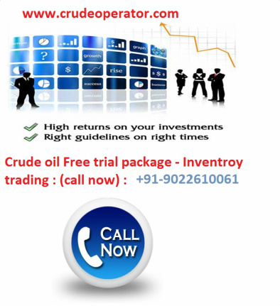 Best crude oil inventory tips provider india