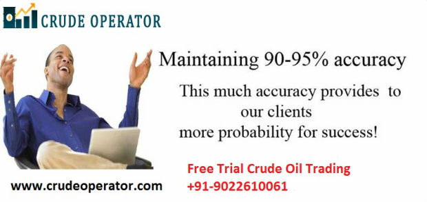 Crude Oil Advisory for inventory trading