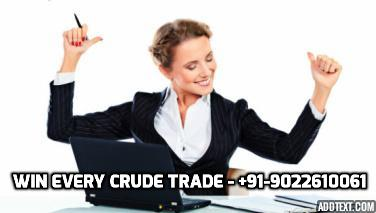 Crude Oil Sure Shot Tips India