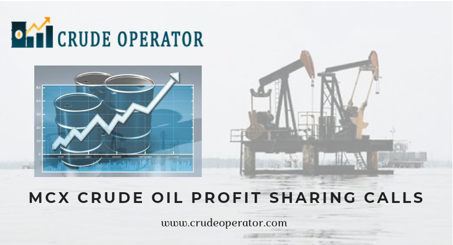 MCX Commodity Crude Oil Profit Sharing Call tips Service