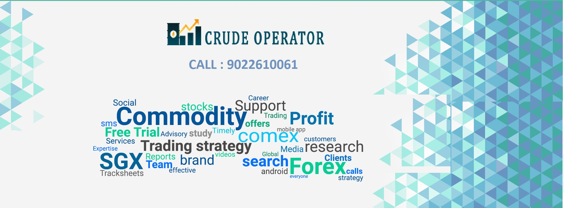 MCX COMMODITY INTRADAY TRADING : TIPS, STRATEGIES & BASICS RULES - CRUDE OPERATOR