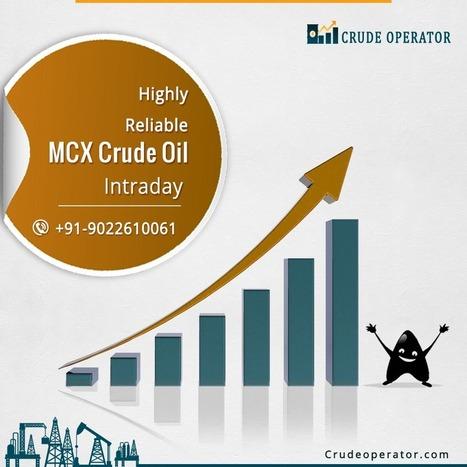 MCX CRUDE OIL ADVISORY - CRUDE OPERATOR 9022610061